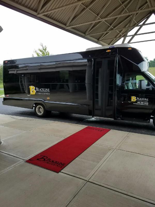 Weddings Blackline Limousine
